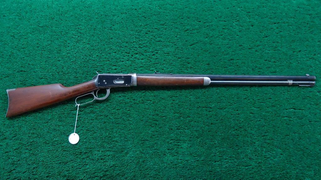 W746 Winchester 1894 Takedown Rifle Merz Antique Firearms