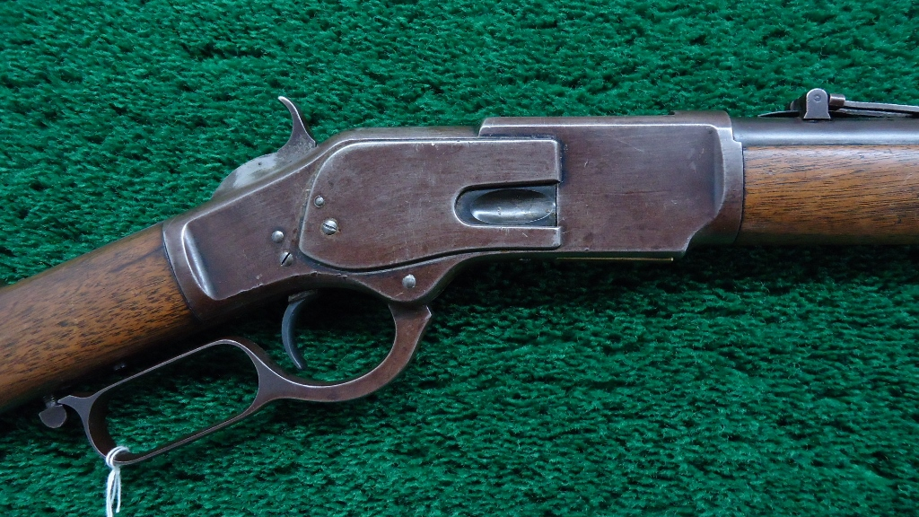 W1030 WINCHESTER 1873 FIRST MODEL MUSKET - Merz Antique Firearms