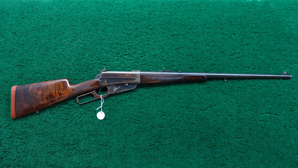 9106 Winchester Model 95 Deluxe Take Down Sporting Rifle