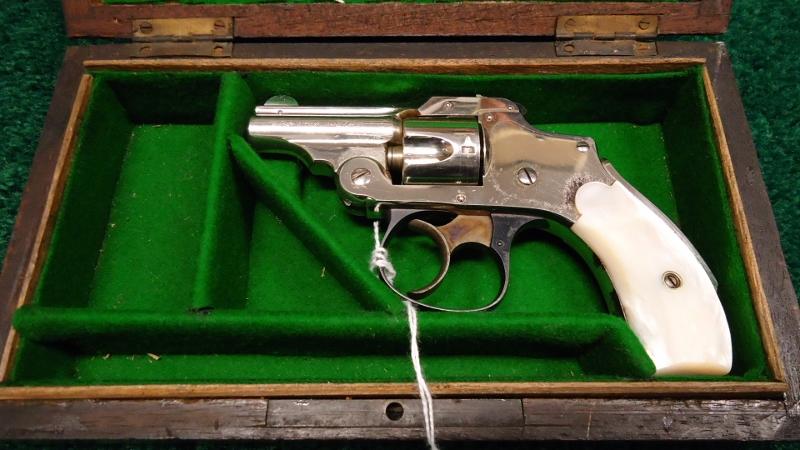 MHG600 SMITH & WESSON BICYCLE GUN