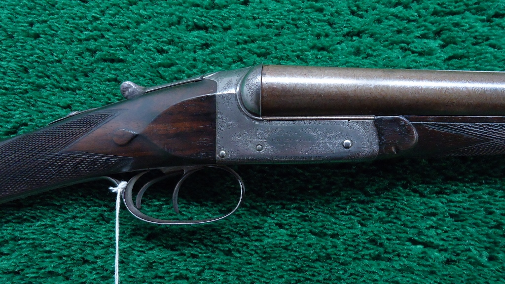 how to shoot a double barrel shotgun