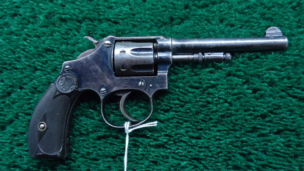 Mhg729 Smith Wesson Second Model 22